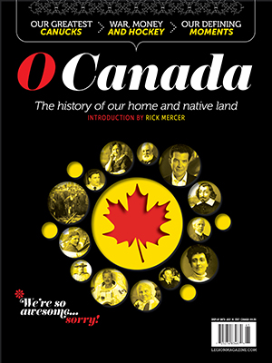 Canada's 150 Special Issue