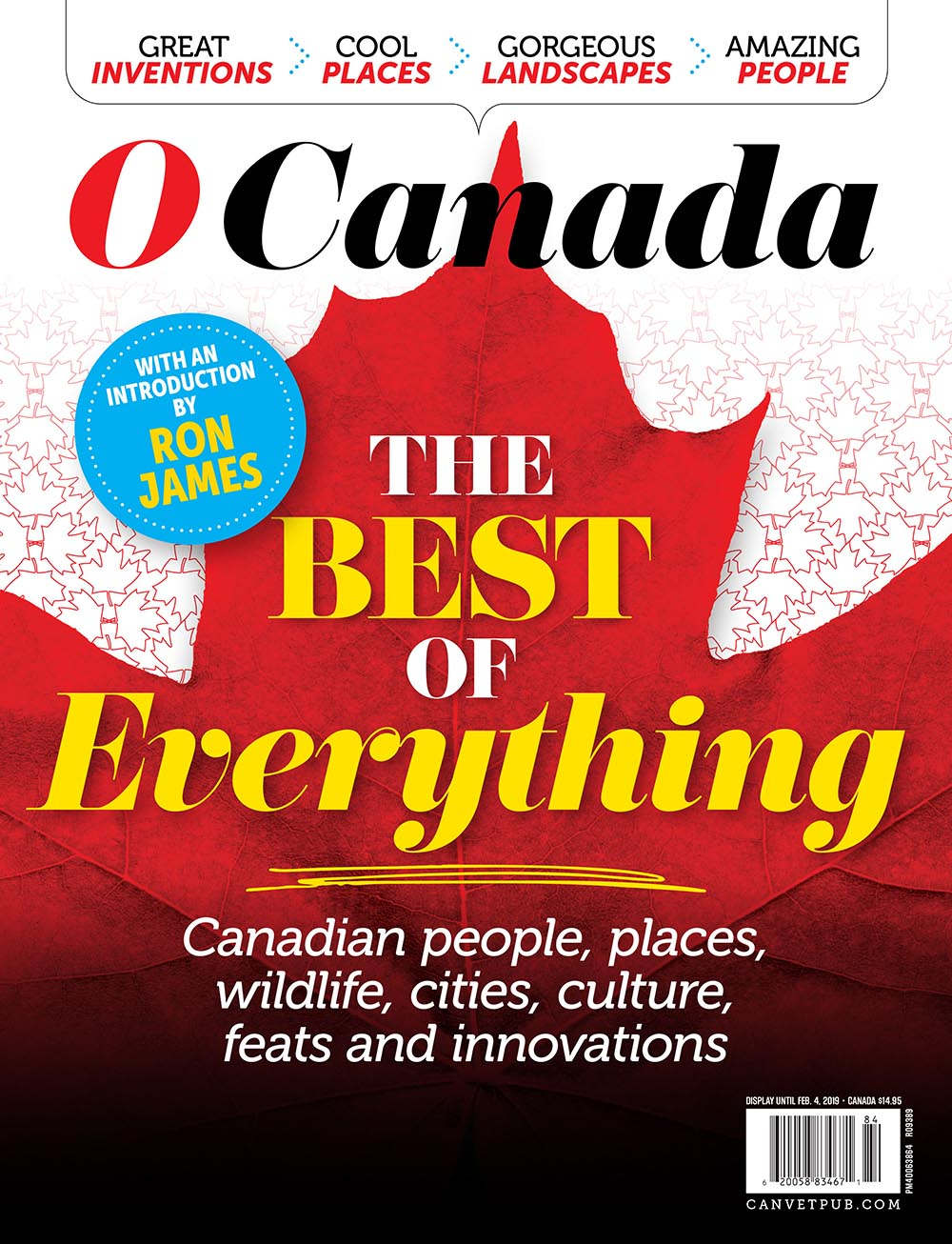 Canada—The Best of Everything