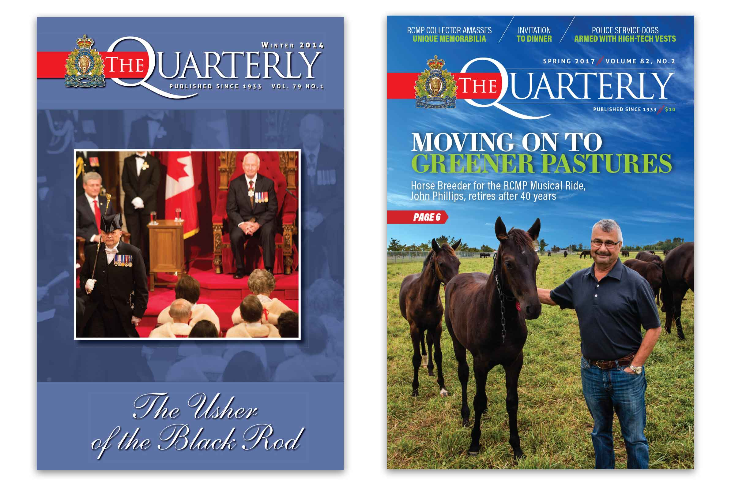 quarterly covers
