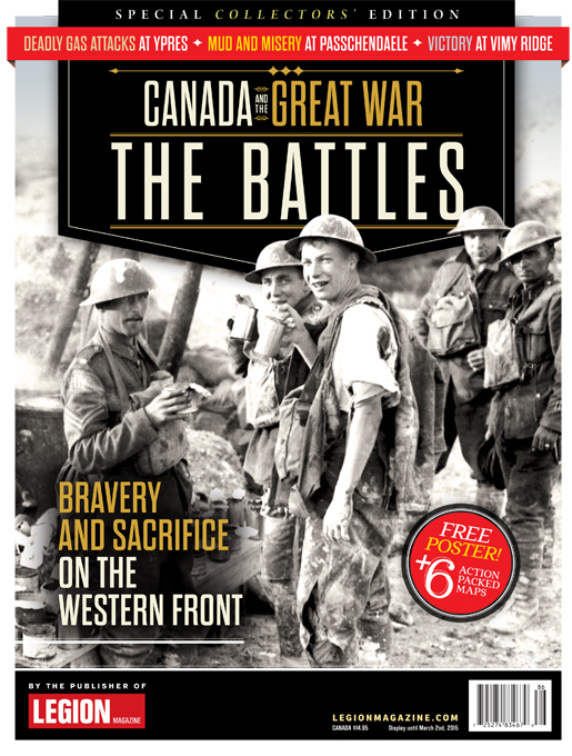 Canada and the Great War: The Battles