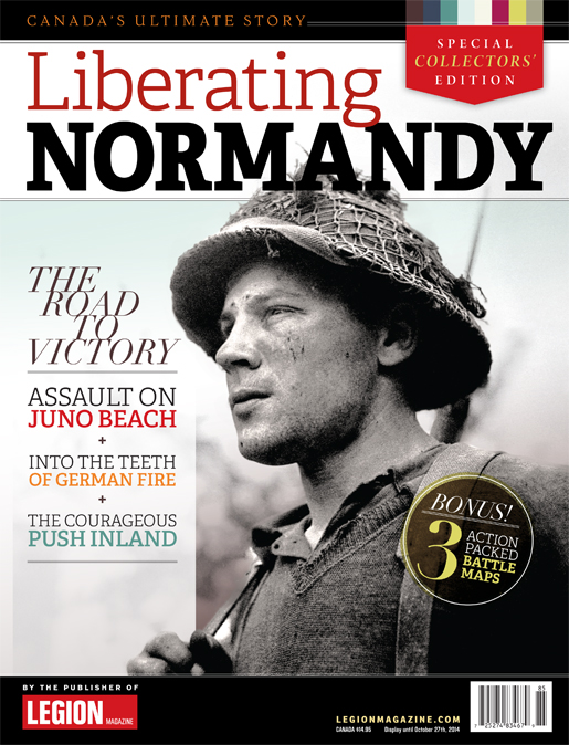 Liberating Normandy