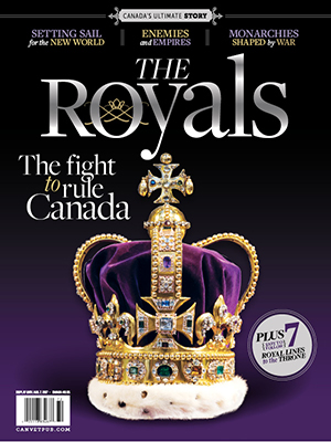 Royals Issue
