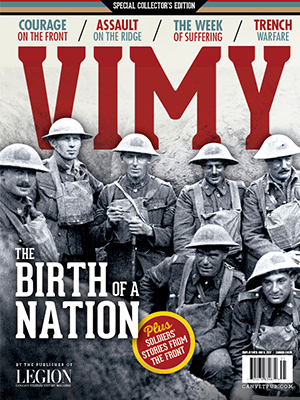 Vimy Issue