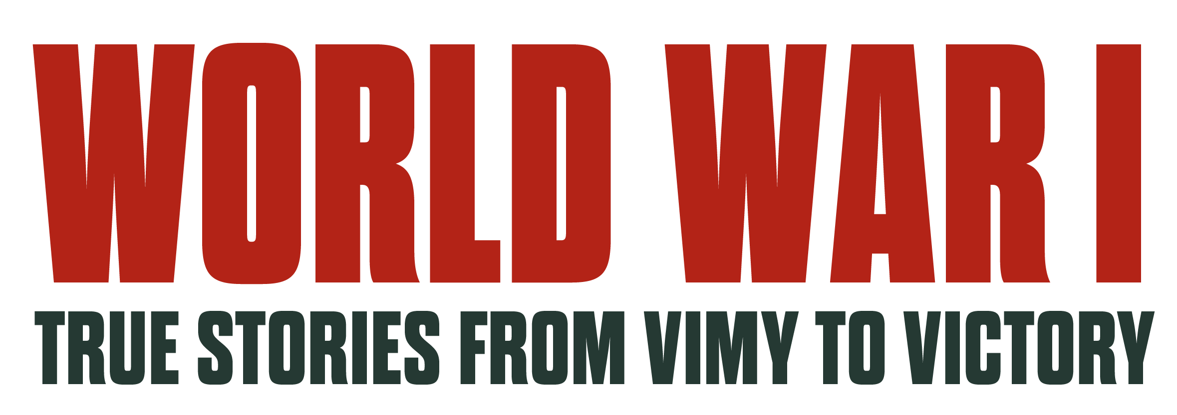 WWI stories